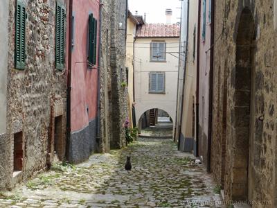 Roccalbegna Tuscany Italy