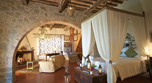 Best accommodation in Roccastrada Tuscany Italy