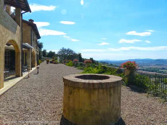 Accommodation villa Tuscany Italy