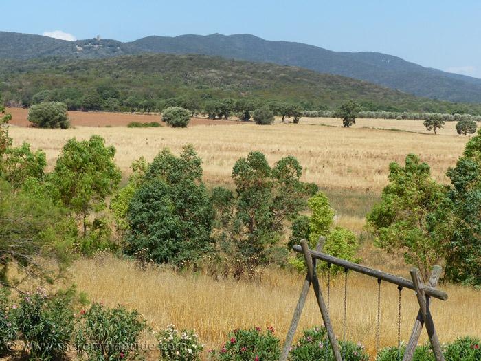 Parco Naturale della Maremma agriturismo.
