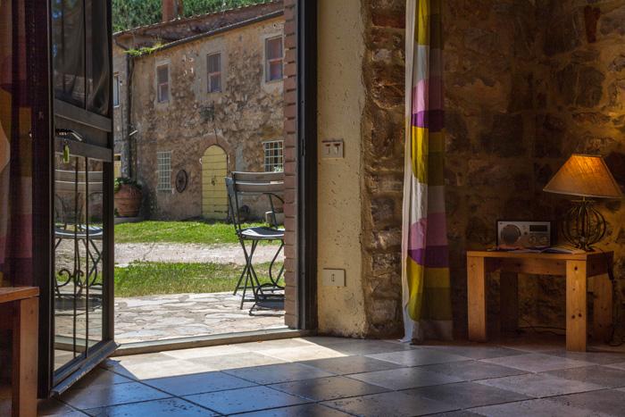 Agriturismo Alberese farmhouse accommodation Tuscany Italy