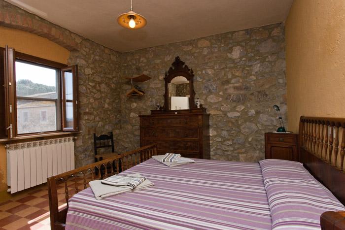 Talamone farmhouse accommodation.