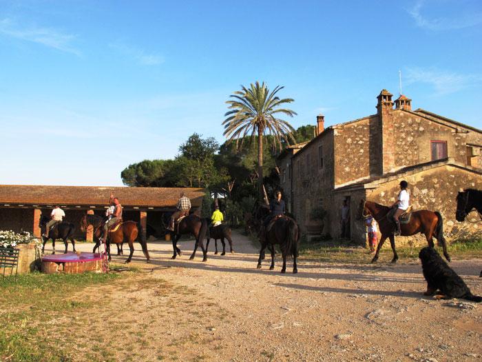 Tuscany farmhouse pets welcome.