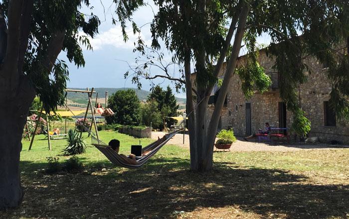 Tuscany farmhouse with wifi