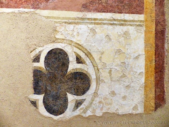 Detail of Ambrogio Lorenzetti fresco.