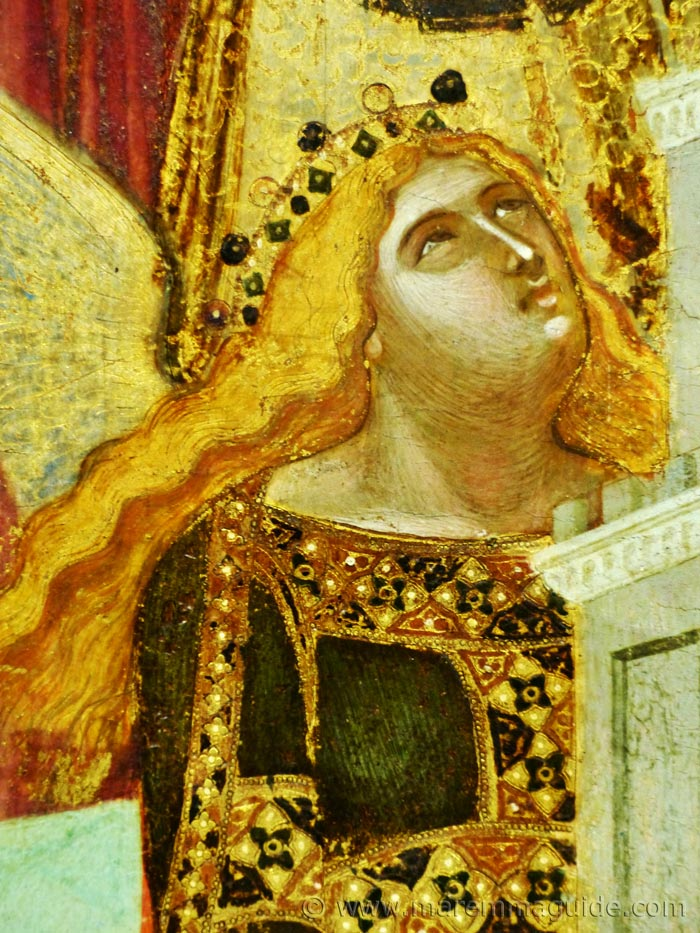 Ambrogio Lorenzetti artwork: The Theoligical Virtue Hope.