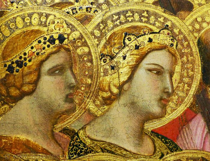 Ambrogio Lorenzetti art exhibition.