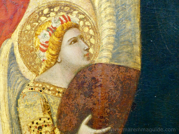 Ambrogio Lorenzetti paintings.