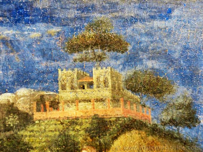 Ambrogio Lorenzetti Redemption detail.