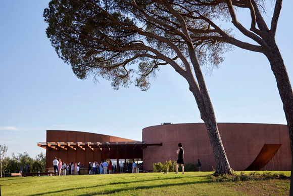 Amiata Piano Festival concert hall in Tuscany