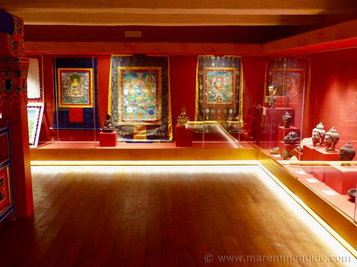 Arcidosso MACO Museum.