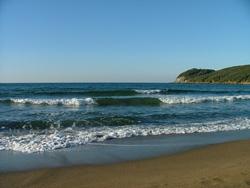Baratti beach, Golfo di Baratti, Maremma