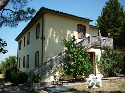 Bed and breakfast for sale Tuscany Maremma Italy