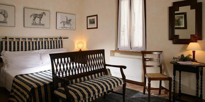 Best Maremma hotel: Locanda La Pieve in Semproniano Tuscany