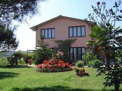 Maremma farmhouse accommodation in Tuscany