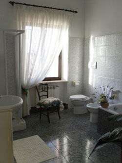 Borgognano farmhouse Tuscany Italy