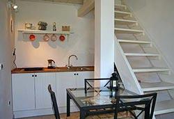Maremma Tuscany farmhouse studio apartment sleeps four
