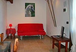 Self catering Tuscany agriturismo studio apartment in Maremma