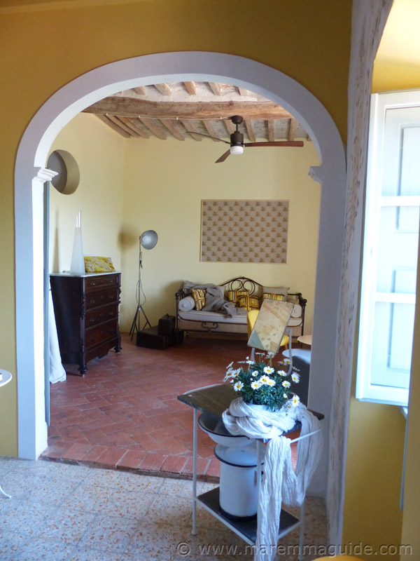 Boutique accommodation Italy