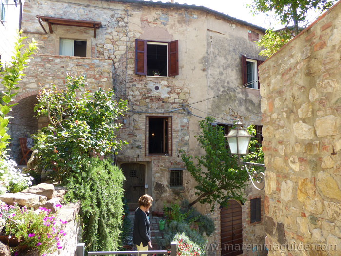 Boutique apartments Tuscany, in Maremma Italy.