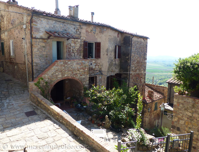Maremma apartments: holiday accommodation.
