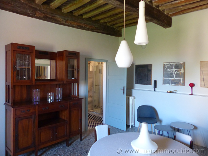 Maremma Tuscany apartments.