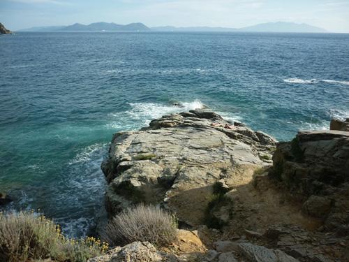 Buca delle Fate beach, Maremma Tuscany Italy