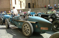 Bugatti Race Cars