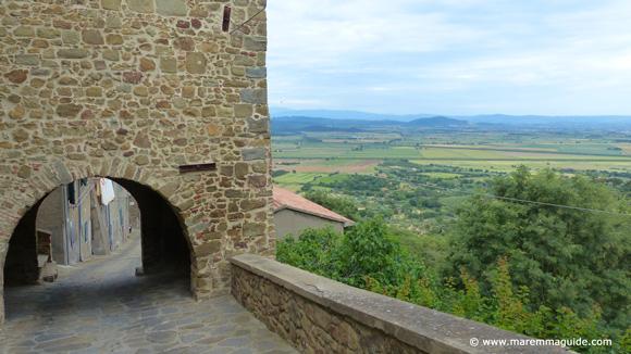 Buriano Maremma Italy