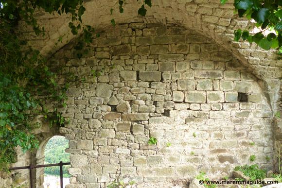 Buriano castle Maremma Tuscany