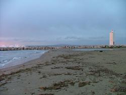 Cala del Porto Punta Ala cove, Maremma