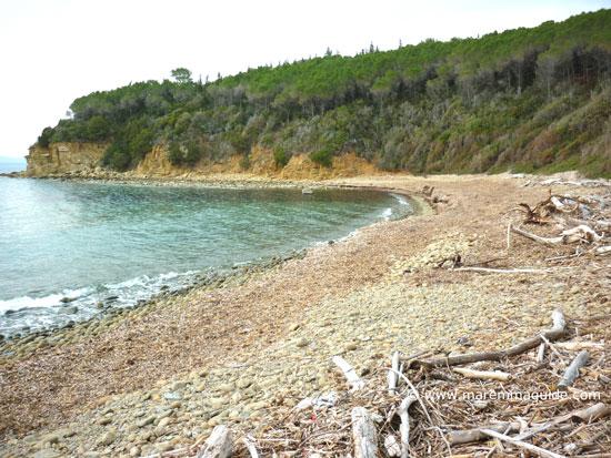 Cala Martina, Maremma Tuscany beaches