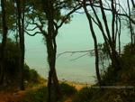 Cala Terra Rossa Scarlino beaches Maremma Tuscany