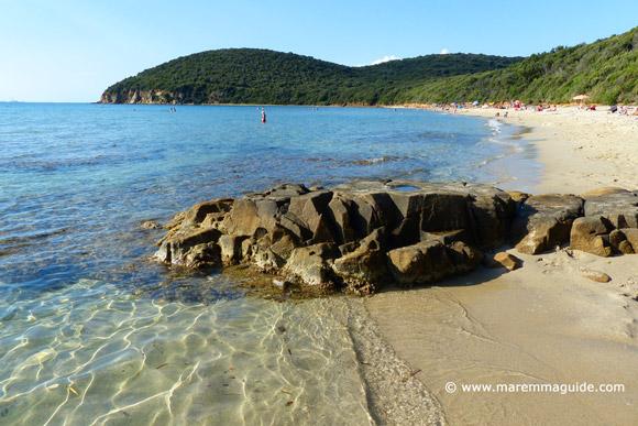 Cala Violina beach Italy