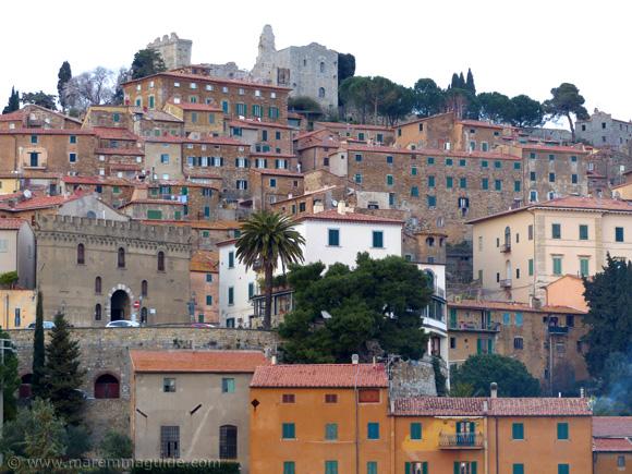 Campiglia Marittima Italy