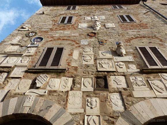 Campiglia Marittima Palazzo Pretorio