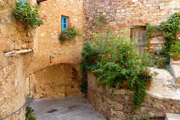 Campiglia Marittima Tuscany