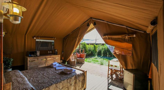 Camping Maremma Italy in Capalbio