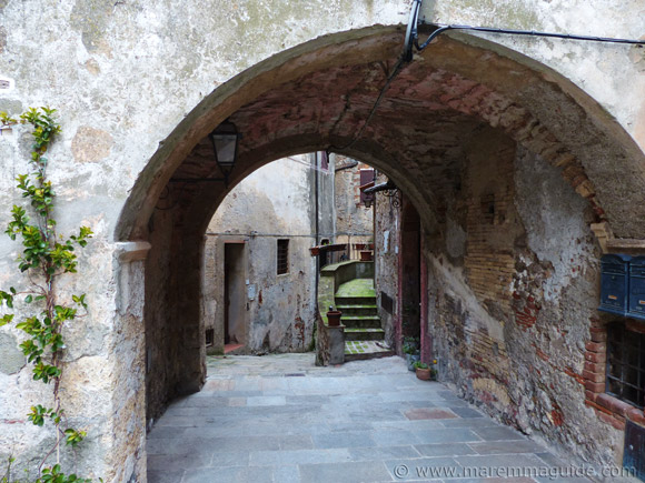 Capalbio Italy.