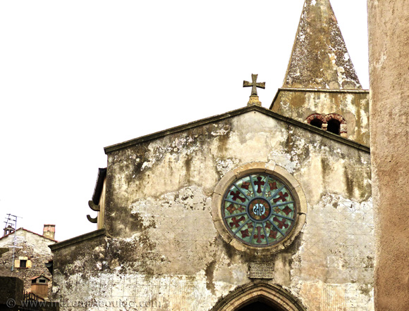 Chiesa di San Nicola Capalbio.