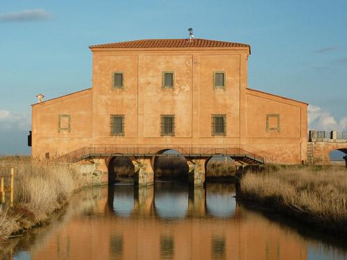 Casa Ximenes, Casa Rossa, La Diacca Botrona, Castiglione della Pescaia, Maremma Tuscany Italy