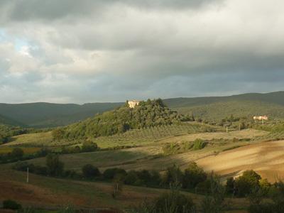 Castello della Marsiliana Maremma Italy