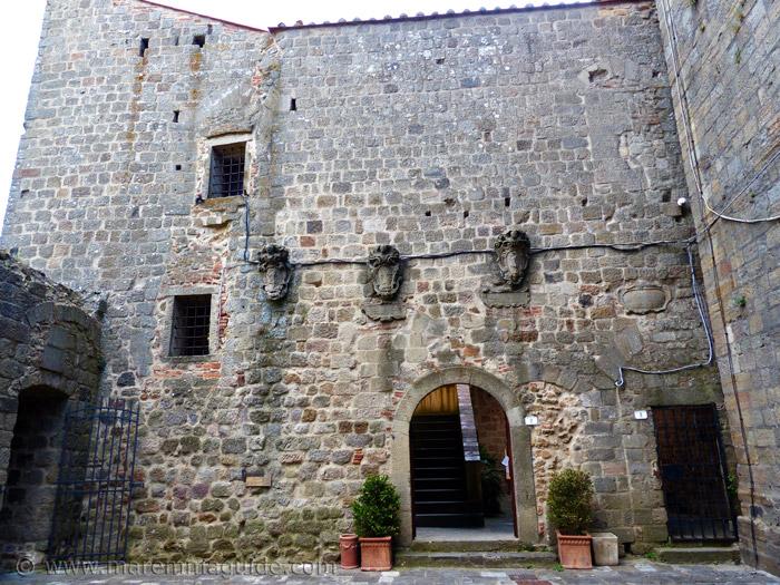 Castello di Arcidosso.