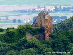 Castello di Buriano, Castiglione della Pescaia Tuscany