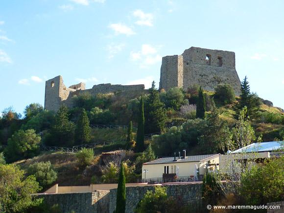Castello di Montemassi & restaurant Il Guidoriccio