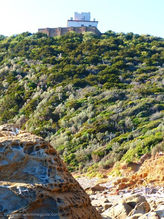 Castello di Punta Ala Maremma Tuscany