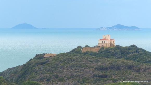 Castello di Punta Ala - Torre di Troia Nuova, Toscana