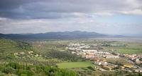 Castiglione della Pescaia north view