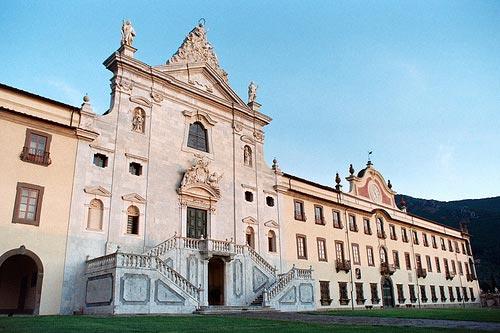 Pisa photos: La Certosa di Calci