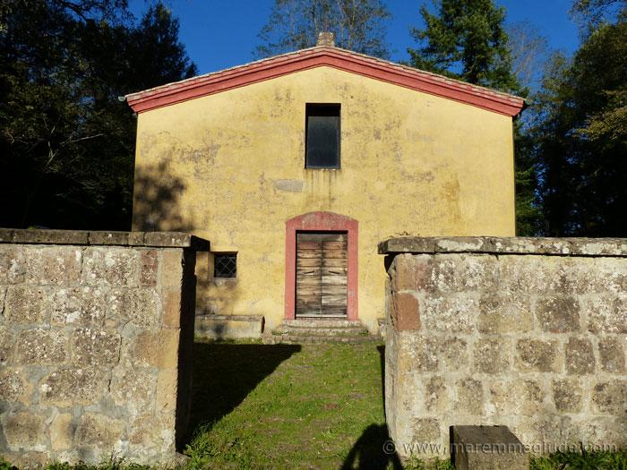 Chiesa di San Rocco Sorano
